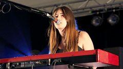 Lauren Aquilina - Fools at Reading Festivals 2013