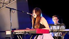 Lauren Aquilina - Latch at Reading Festival 2013