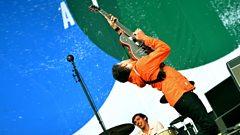 Twin Atlantic - Reading Festival highlights