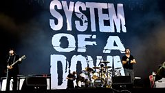 System Of A Down - Reading Festival highlights