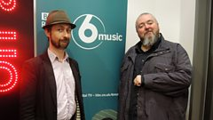 The Duckworth Lewis Method chat to Mark Radcliffe