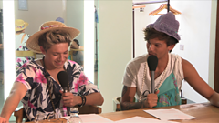 One Direction Act Out Fan Fiction with Greg James #1DGregJamesFanFic