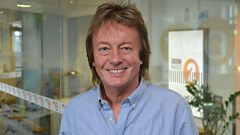 Chris Norman chats to Steve Wright