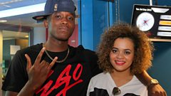 Maxsta and Little Nikki catch up with Charlie Sloth