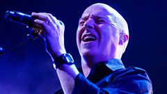 Midge Ure chats to Radcliffe and Maconie