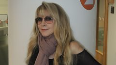 Stevie Nicks chats to Steve Wright