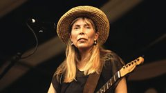Joni Mitchell is inducted into Michael Ball's Singers Hall Of Fame