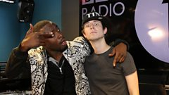 Fuse ODG And Matt Edmondson Do The Azonto