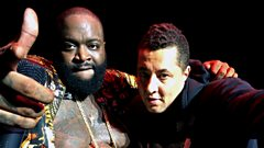 Rick Ross chats to Semtex