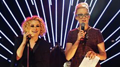 Alison Goldfrapp chats to Lauren Laverne at 6 Music Live