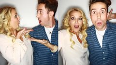 Britney Spears and Grimmy!