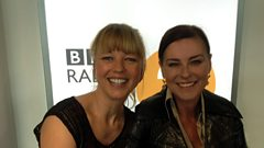 Lisa Stansfield chats with Sara Cox