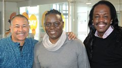 Earth, Wind and Fire chat to Steve Wright