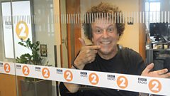 Leo Sayer chats to Graham Norton