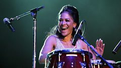 Sheila E chats with Sara Cox