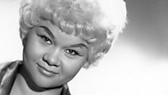 Etta James is inducted into Michael Ball's Singers Hall of Fame
