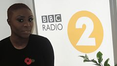 Laura Mvula chats to Graham Norton