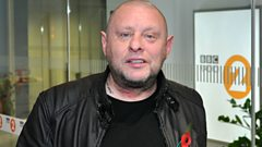 Shaun Ryder chats to Steve Wright