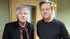 Dave Edmunds chats to Simon Mayo