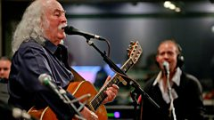 David Crosby performs Laughing for Mastertapes