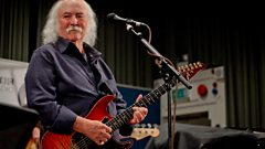 David Crosby sings Cowboy Movie for Mastertapes