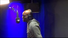 London Posse Perform a Medley Freestyle Live for Hip Hop Month