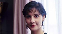 Enya is inducted into Michael Ball's Singers Hall of Fame