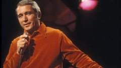 Perry Como is inducted into Michael Ball's Singers Hall of Fame