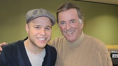 Olly Murs in conversation
