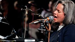 Natalie Merchant sings River for Mastertapes
