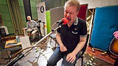 Edwyn Collins sings Orange Juice's Blue Boy