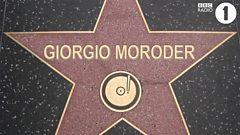 Giorgio Moroder enters the Hall Of Fame