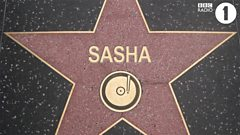 Sasha enters the Hall of Fame