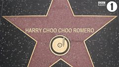 Harry Choo Choo Romero enters the Hall of Fame