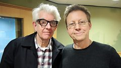 Nick Lowe chats to Simon Mayo