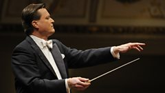 Proms Interval talk: Tom Service talks to the German conductor Christian Thielemann