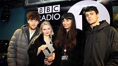 Access All Areas: The Official Chart with Jameela Jamil