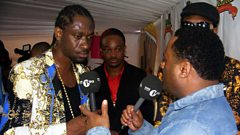 Bounty Killer interview from Rebel Salute