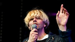 Tim Burgess on the 6 Music Festival