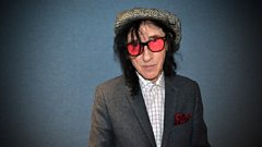 John Cooper Clarke on the 6 Music Fringe Festival