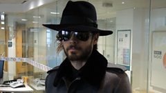 Jared Leto chats to Steve Wright