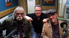 The Blockheads chat with Tom Robinson