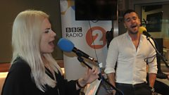 Louise Dearman and Shayne Ward Live in Session