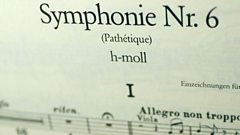 Symphony No 6 in B minor, 'Pathétique'