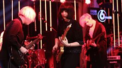PINS - Girls Like Us at the 6 Music Festival