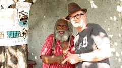 Bob Andy speaks to David Rodigan