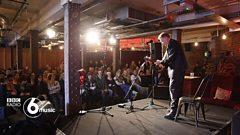 Tom Robinson at the 6 Music Fringe Festival