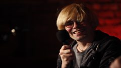 Tim Burgess at the 6 Music Fringe Festival