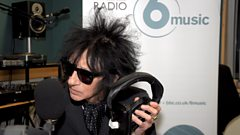 John Cooper Clarke reads his poem, Smooth Operetta