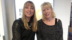 Hazel O'Connor chats to Sara Cox